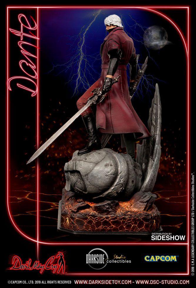 Statue Devil May Cry Dante 70cm 1001 Figurines (6)