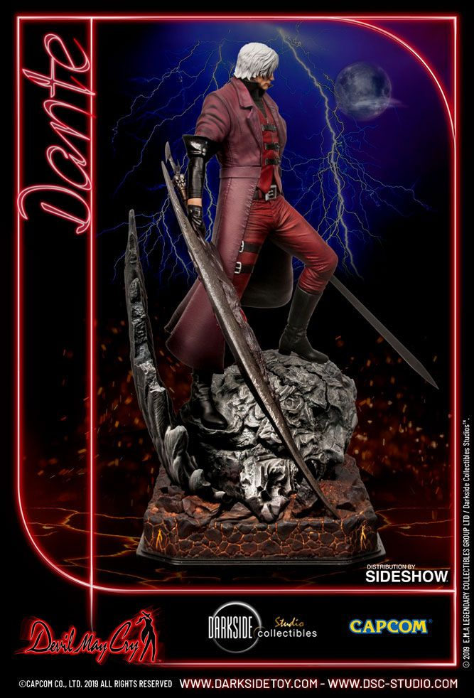 Statue Devil May Cry Dante 70cm 1001 Figurines (7)