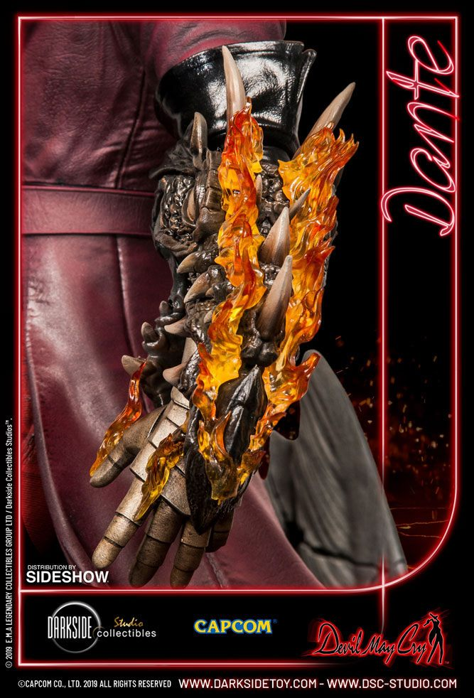 Statue Devil May Cry Dante 70cm 1001 Figurines (13)
