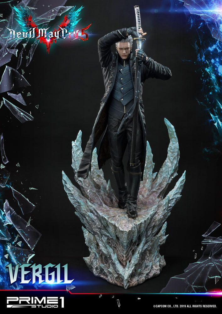 Statue Devil May Cry 5 Vergil 77cm