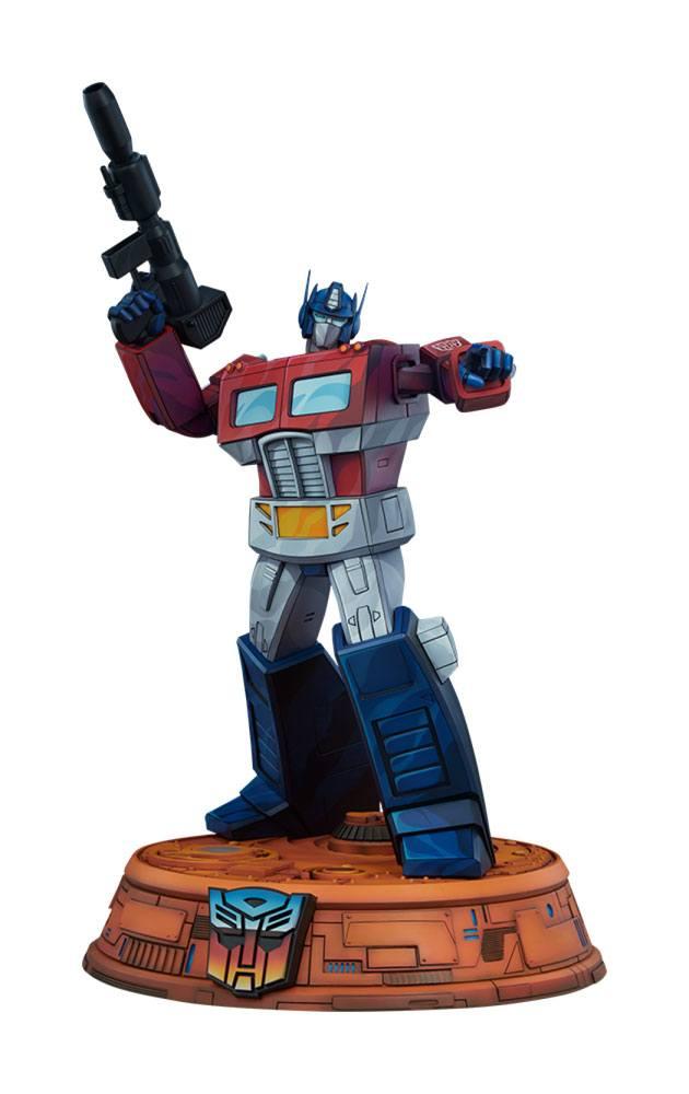 Statue Transformers Museum Scale Optimus Prime G1 - 71cm 1001 Figurines (1)