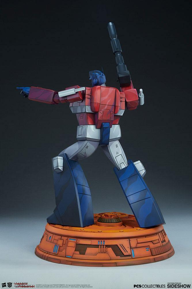 Statue Transformers Museum Scale Optimus Prime G1 - 71cm 1001 Figurines (4)