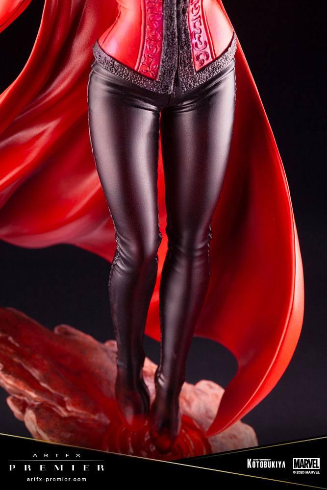 Statuette Marvel Universe ARTFX Premier Scarlet Witch 26cm 1001 figurines (13)