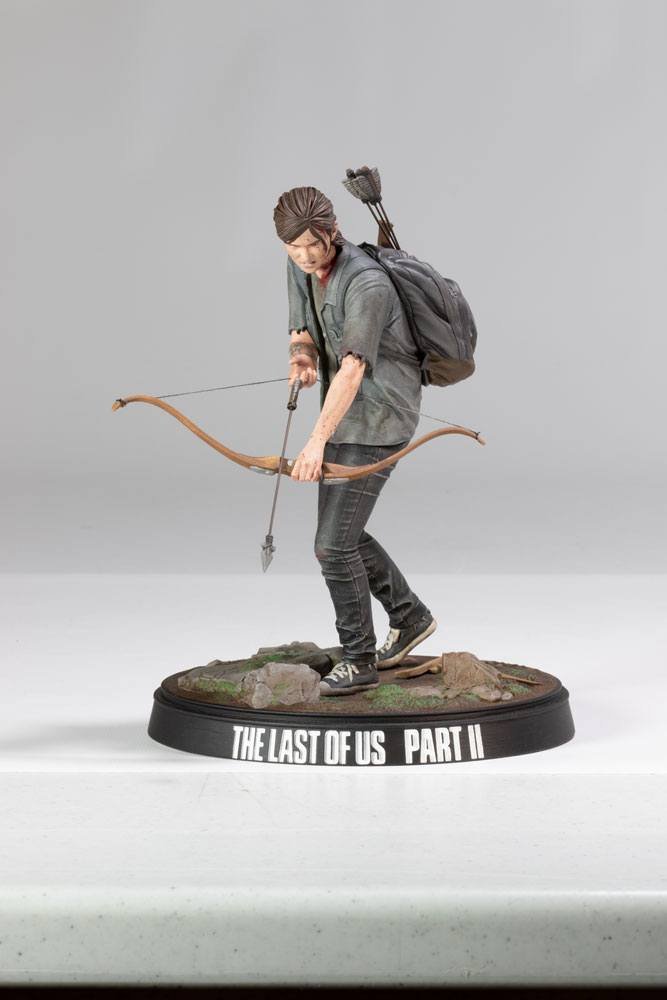 Statuette The Last of Us Part II Ellie with Bow 20cm 1001 figurines (1)