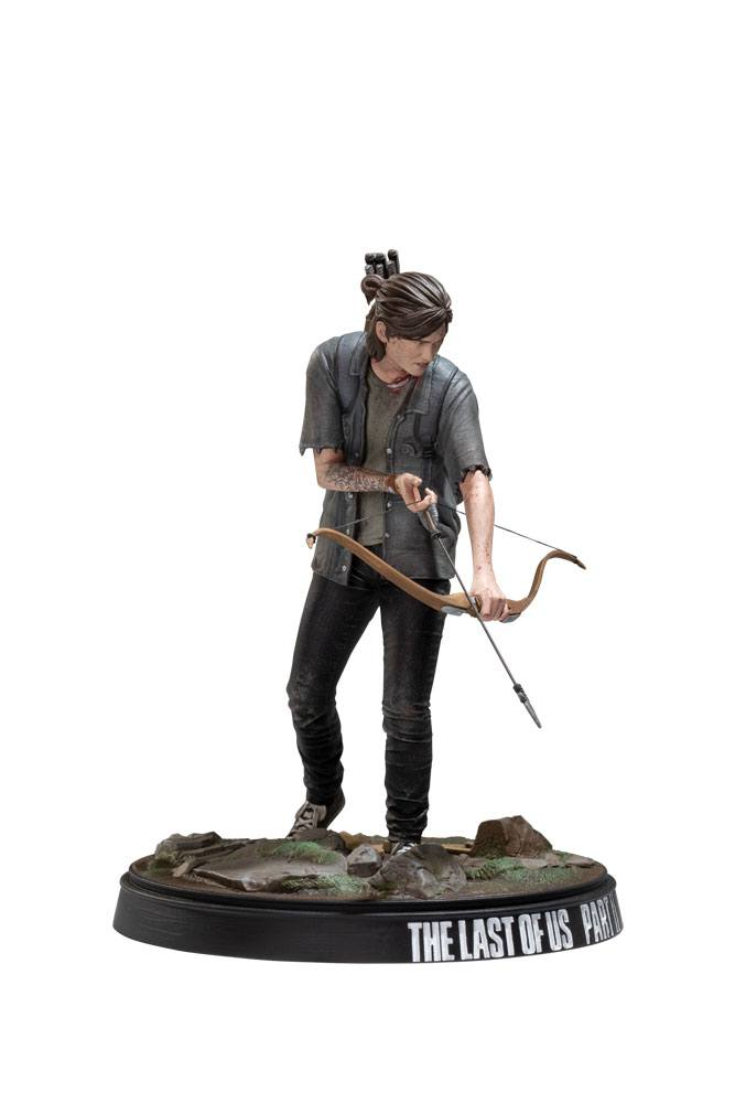 Statuette The Last of Us Part II Ellie with Bow 20cm 1001 figurines (7)