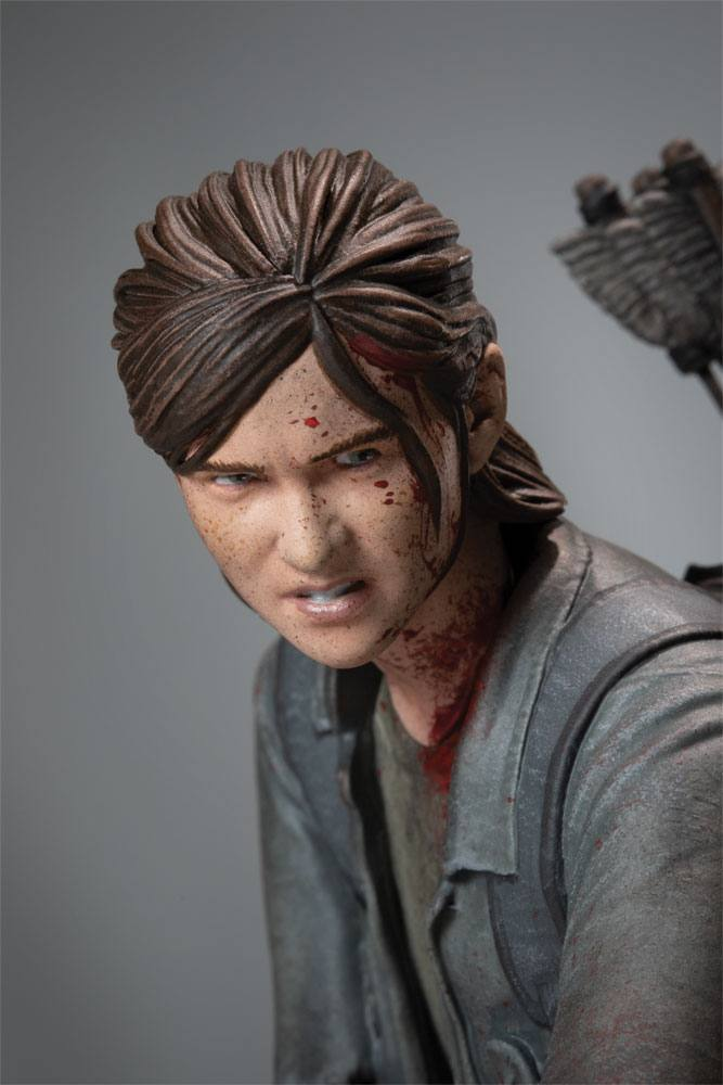 Statuette The Last of Us Part II Ellie with Bow 20cm 1001 figurines (10)