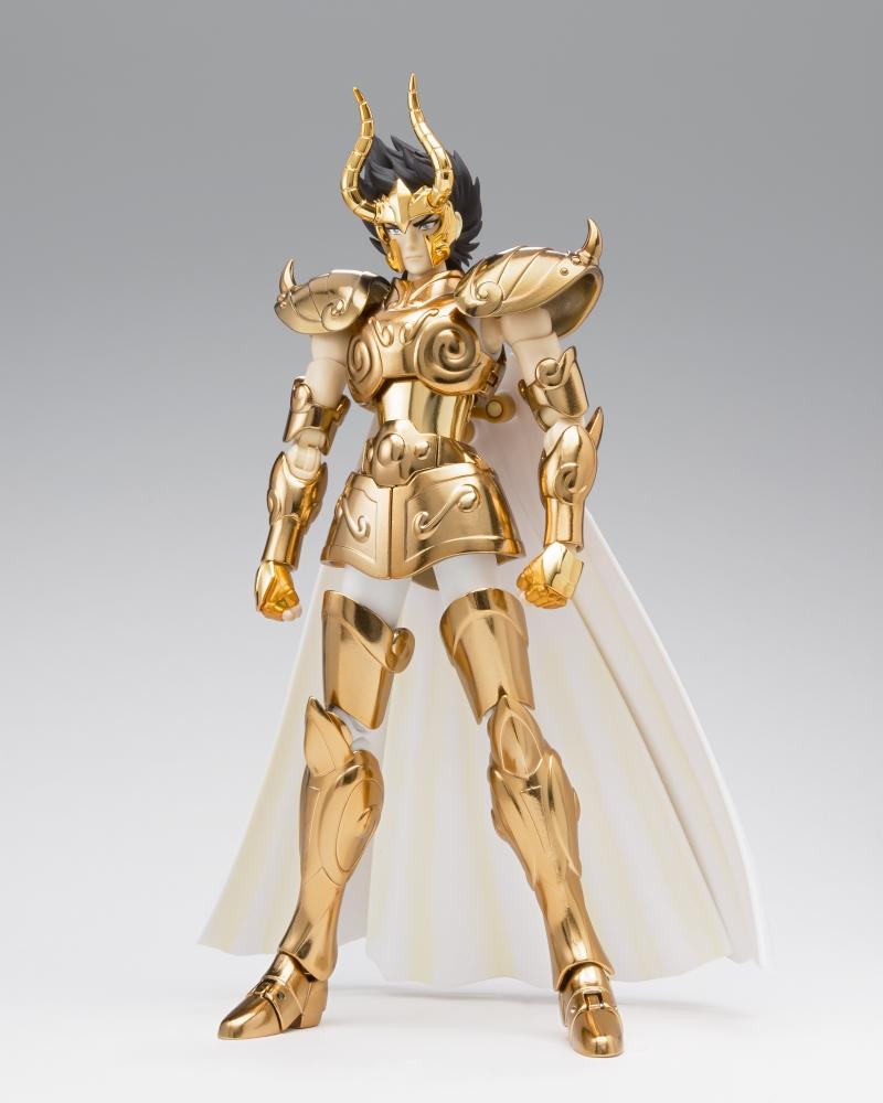 Figurine Saint Seiya Myth Cloth EX Shura du Capricorne OCE 18cm