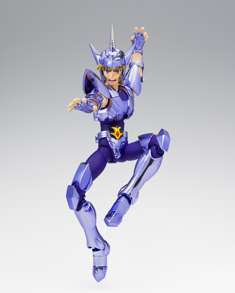Figurine Saint Seiya Myth Cloth Jabu de la Licorne Revival 16cm 1001 Figurines 3
