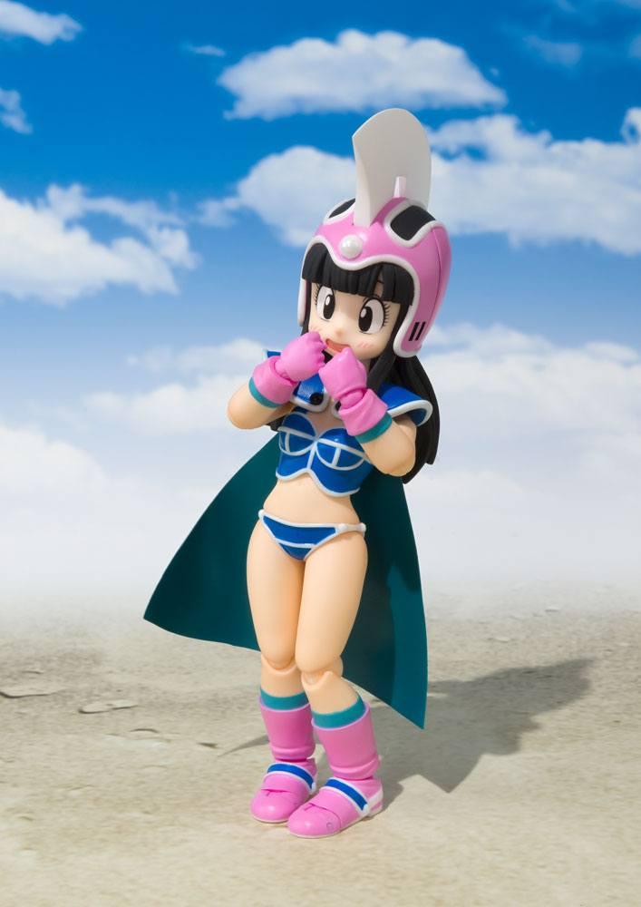 Figurine Dragon Ball S.H. Figuarts Chichi Kid 10cm 1001 Figurines (3)