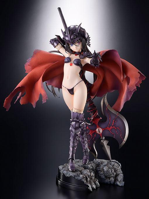 Statuette Bikini Warriors Black Knight 27cm 1001 Figurines (1)