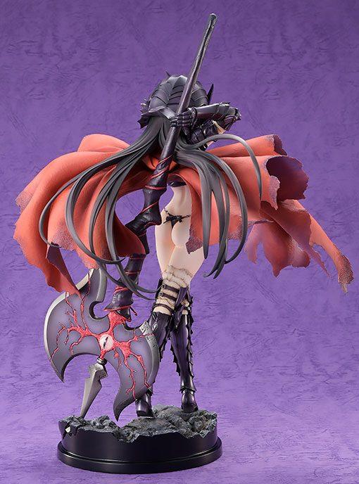 Statuette Bikini Warriors Black Knight Limited Version 27cm 1001 figurines (3)
