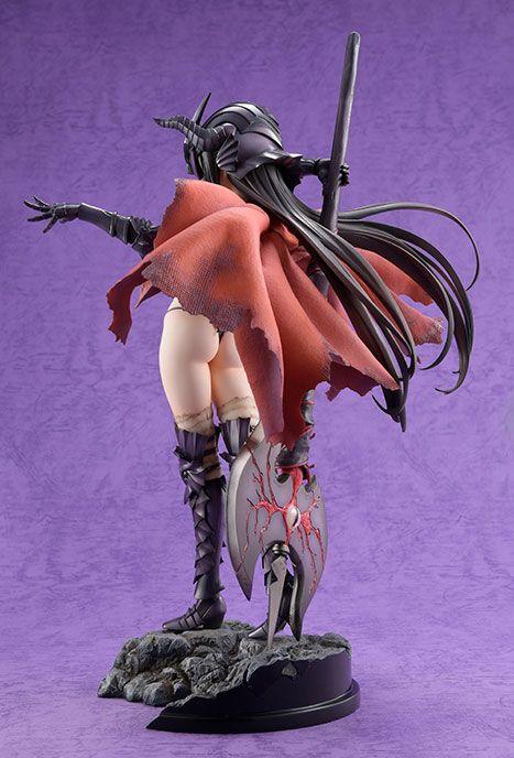 Statuette Bikini Warriors Black Knight Limited Version 27cm 1001 figurines (5)