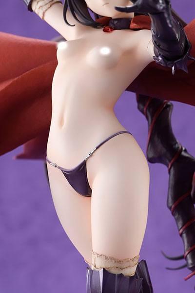 Statuette Bikini Warriors Black Knight Limited Version 27cm 1001 figurines (9)