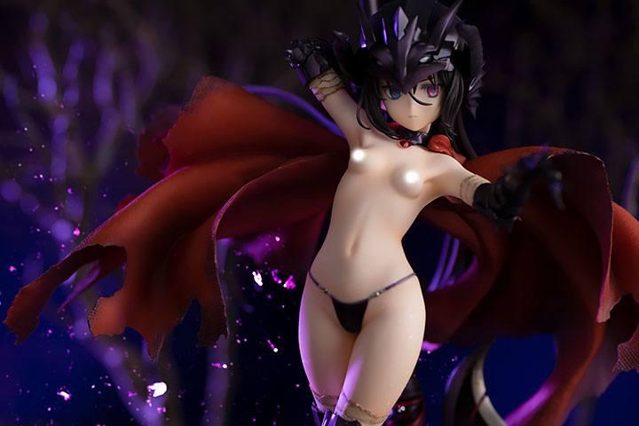 Statuette Bikini Warriors Black Knight Limited Version 27cm 1001 figurines (15)