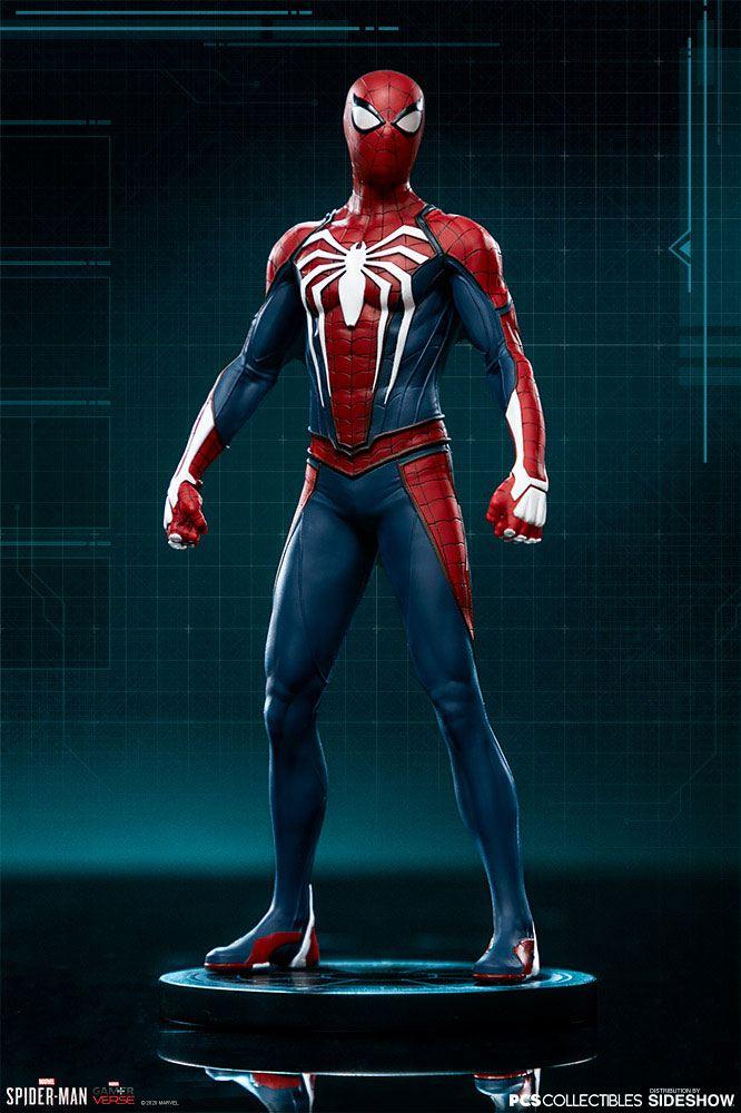 Statuette Marvel's Spider-Man - Spider-Man Advanced Suit 19cm 1001 Figurines (1)