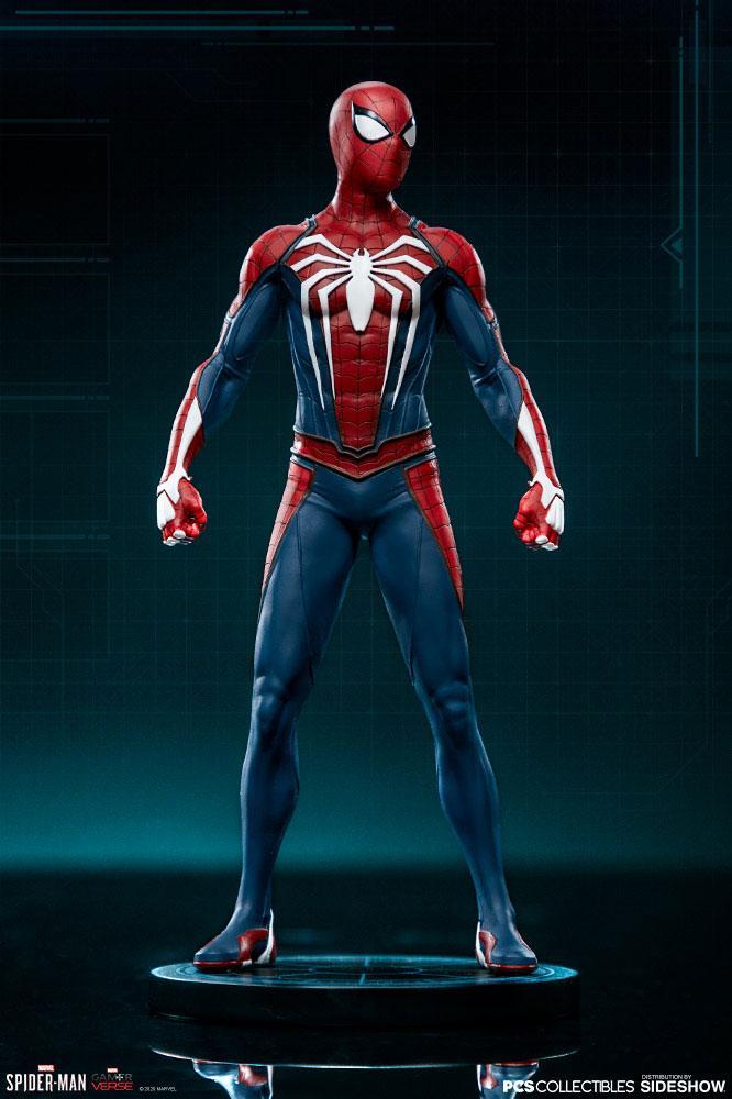 Statuette Marvels Spider-Man - Spider-Man Advanced Suit 19cm 1001 Figurines (4)