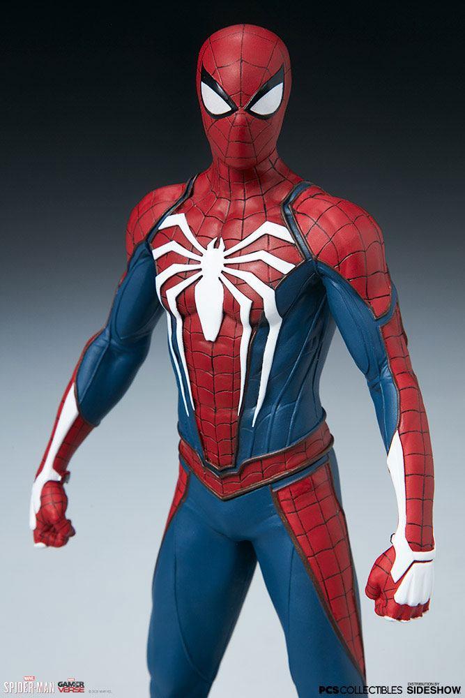 Statuette Marvels Spider-Man - Spider-Man Advanced Suit 19cm 1001 Figurines (14)