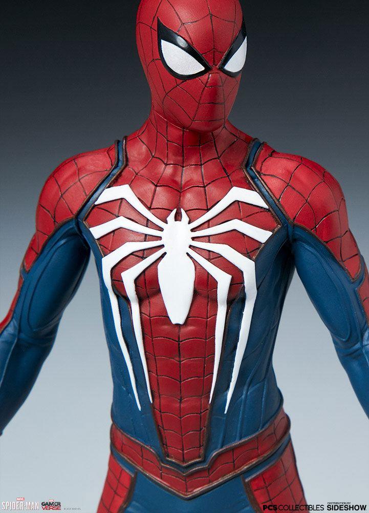 Statuette Marvels Spider-Man - Spider-Man Advanced Suit 19cm 1001 Figurines (16)