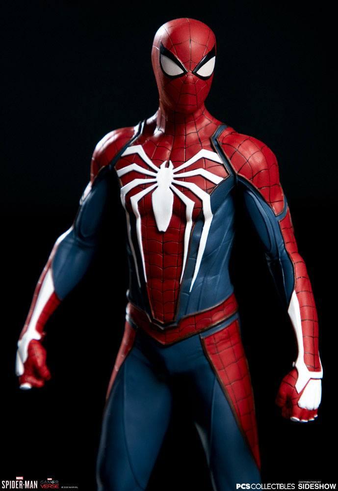 Statuette Marvels Spider-Man - Spider-Man Advanced Suit 19cm 1001 Figurines (15)