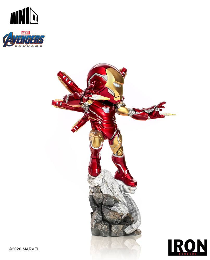 Figurine Avengers Endgame Mini Co. Iron Man 20cm 1001 figurines (2)