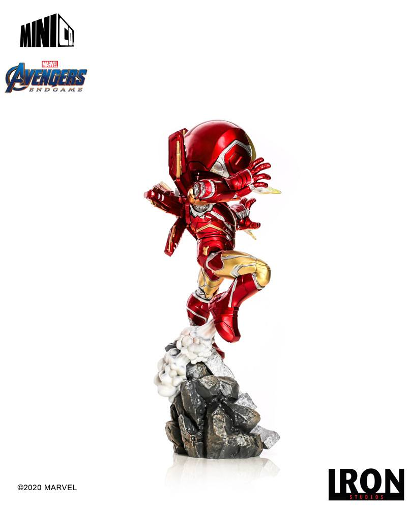 Figurine Avengers Endgame Mini Co. Iron Man 20cm 1001 figurines (3)