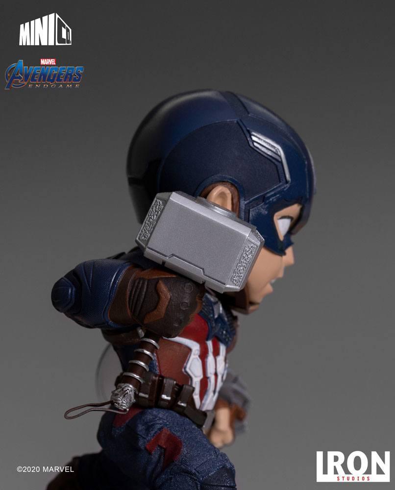 Figurine Avengers Endgame Mini Co. Captain America 15cm 1001 Figuirnes (7)
