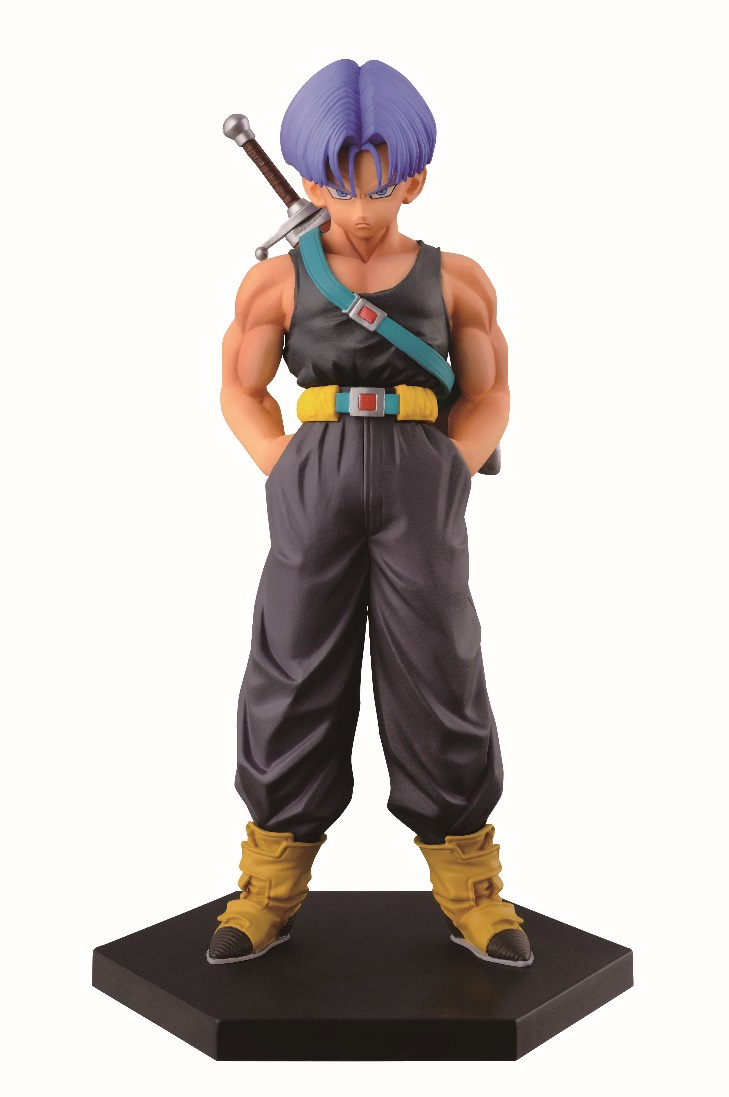 figurine dragon ball z dxf chozoushu trunks 15cm figurines manga dragon ball z 1001 figurines. Black Bedroom Furniture Sets. Home Design Ideas