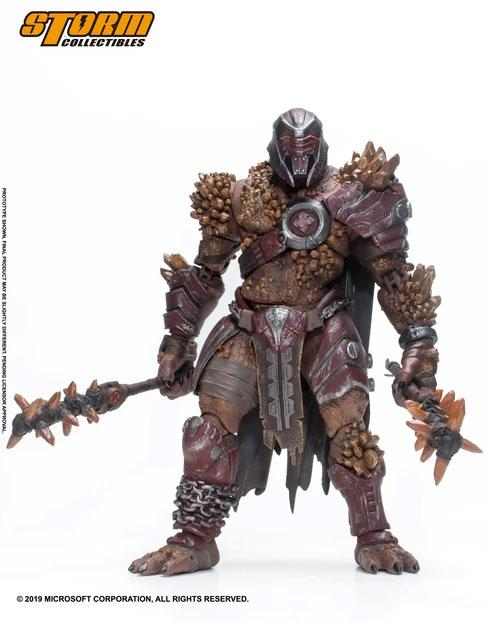 Figurine Gears of War Locust Warden 18cm 1001 Figurines (1)