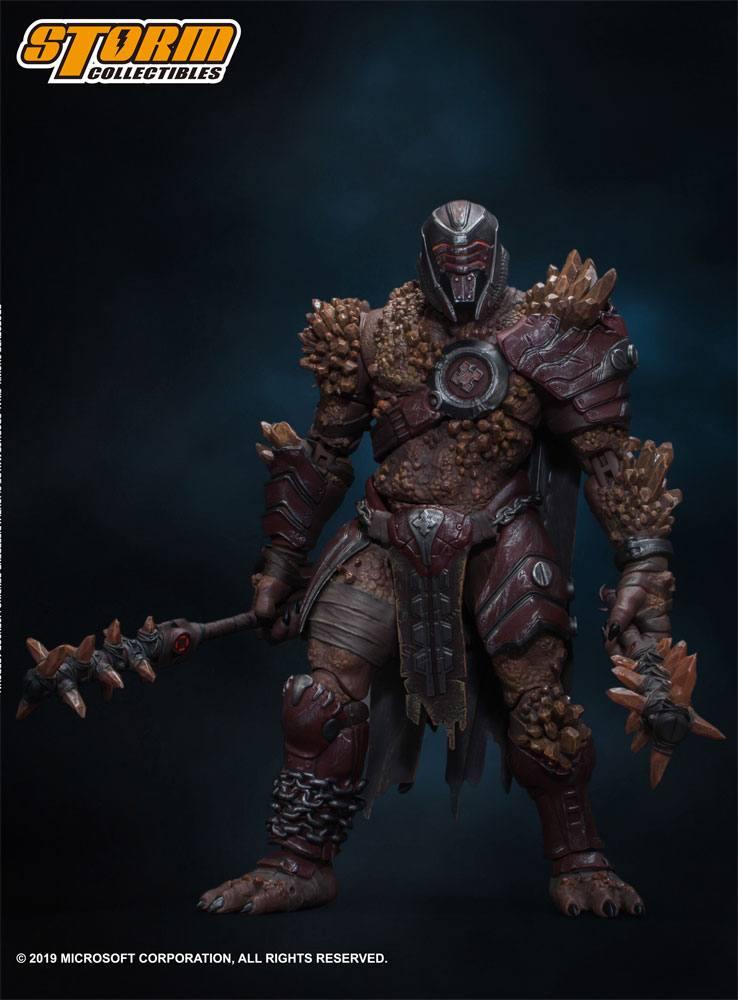 Figurine Gears of War Locust Warden 18cm 1001 Figurines (2)