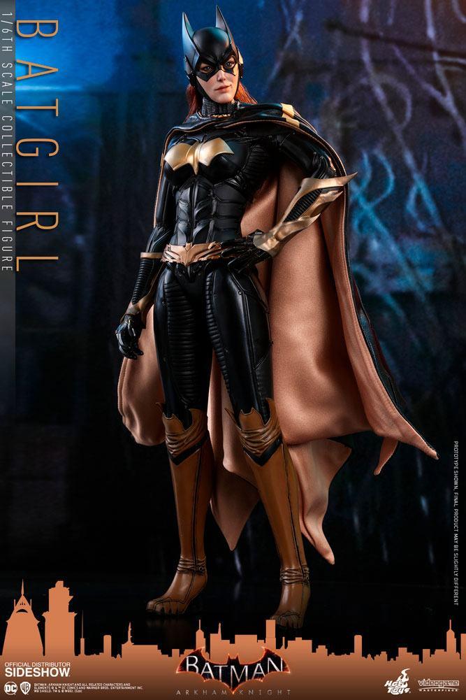 Figurine Batman Arkham Knight Videogame Masterpiece Batgirl 30cm