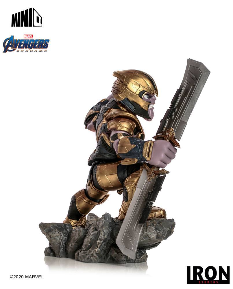Figurine Avengers Endgame Mini Co.Thanos 20cm 1001 Figurines (2)