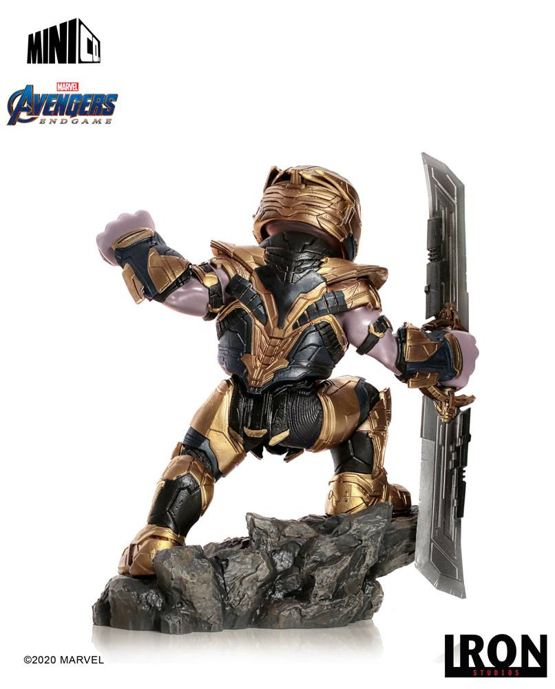 Figurine Avengers Endgame Mini Co.Thanos 20cm 1001 Figurines (3)