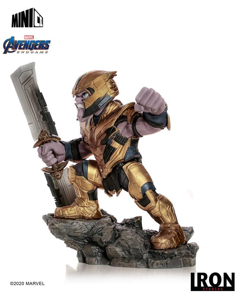 Figurine Avengers Endgame Mini Co.Thanos 20cm 1001 Figurines (4)
