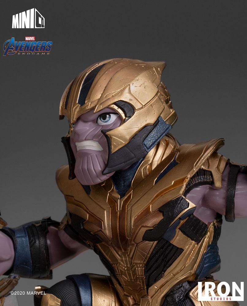 Figurine Avengers Endgame Mini Co.Thanos 20cm 1001 Figurines (9)