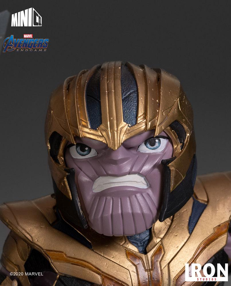 Figurine Avengers Endgame Mini Co.Thanos 20cm 1001 Figurines (10)