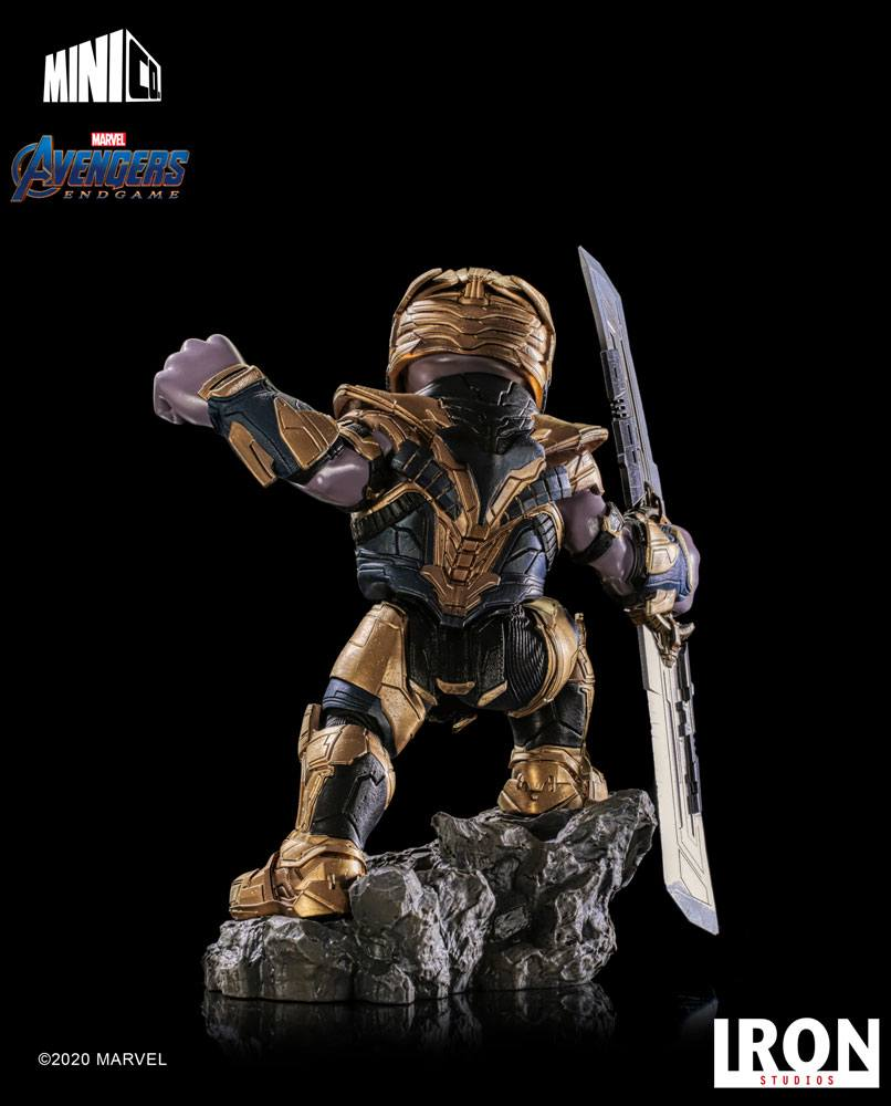 Figurine Avengers Endgame Mini Co.Thanos 20cm 1001 Figurines (13)
