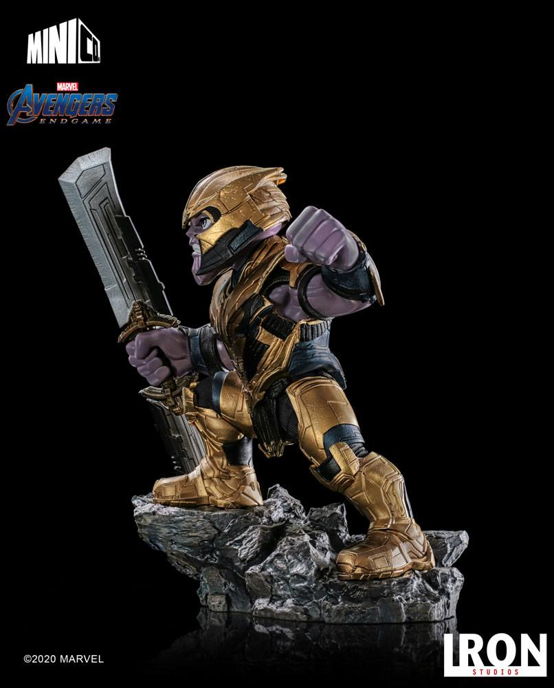 Figurine Avengers Endgame Mini Co.Thanos 20cm 1001 Figurines (14)