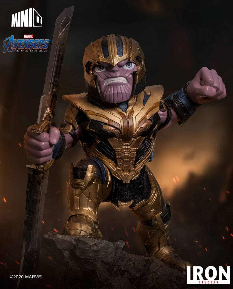 Figurine Avengers Endgame Mini Co.Thanos 20cm 1001 Figurines (15)
