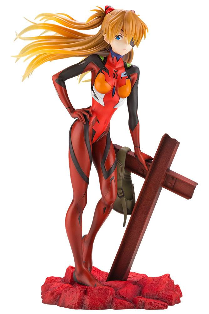 Statuette Evangelion 3.0 You Can (Not) Redo Asuka Shikinami Langley 29cm 1001 Figurines (1)