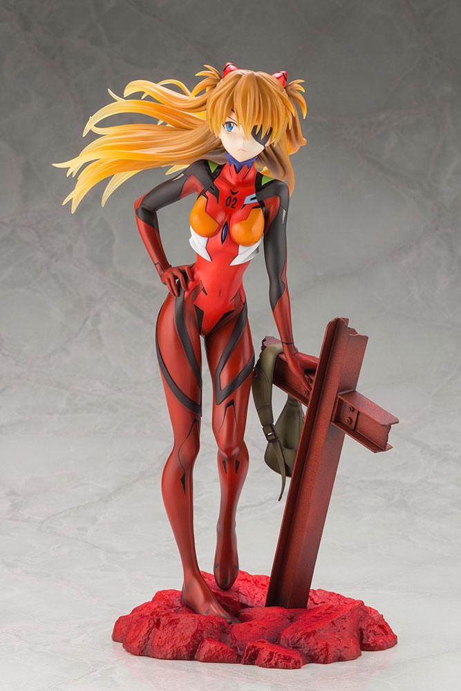 Statuette Evangelion 3.0 You Can (Not) Redo Asuka Shikinami Langley 29cm 1001 Figurines (3)