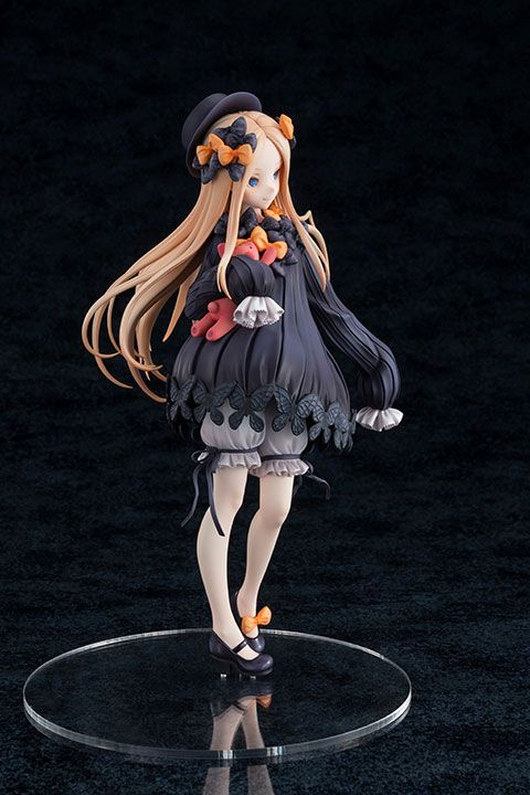 Statuette Fate Grand Order Foreigner Abigail Williams 22cm 1001 Figurines (3)