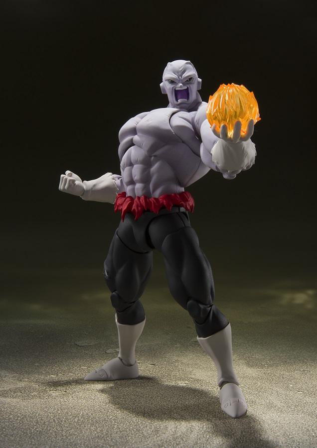 Figurine Dragon Ball Super S.H. Figuarts Jiren Final Battle 17cm