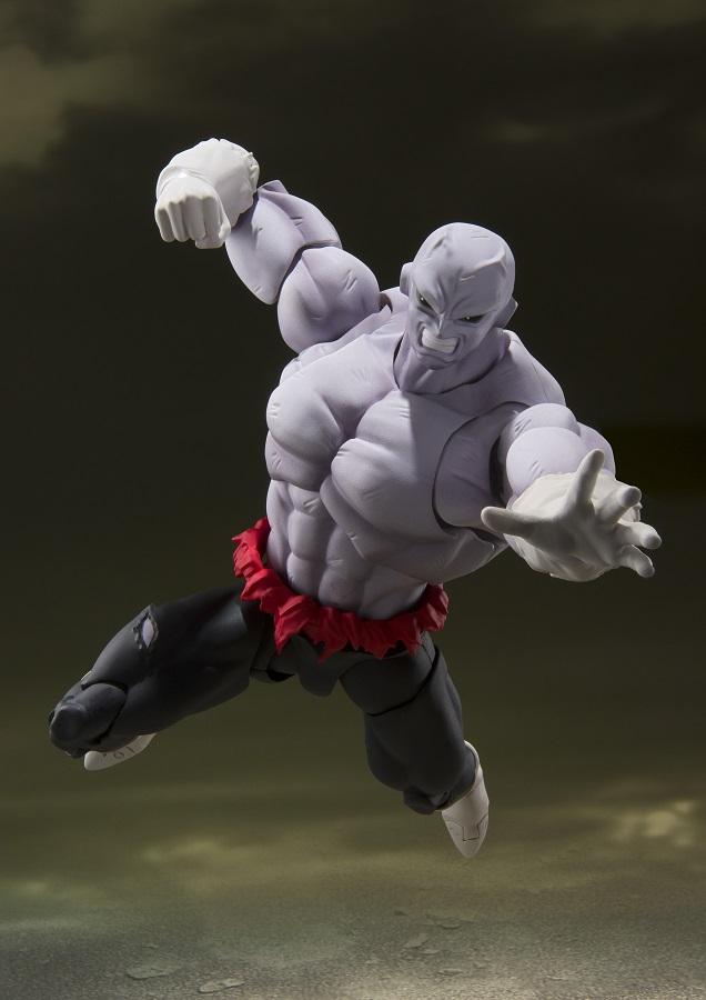 Figurine Dragon Ball Super S.H. Figuarts Jiren Final Battle 17cm 1001 figurines 3