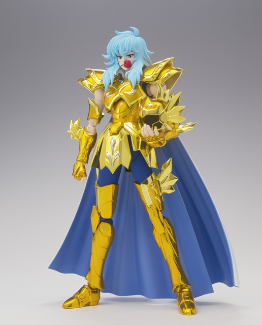 Figurine Saint Seiya Myth Cloth EX Aphrodite des Poissons Ver. Revival 18cm 1001 Figurines 1
