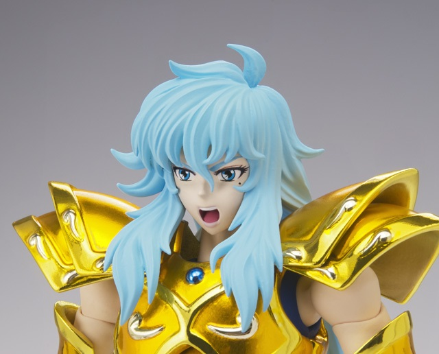 Figurine Saint Seiya Myth Cloth EX Aphrodite des Poissons Ver. Revival 18cm 1001 Figurines 9