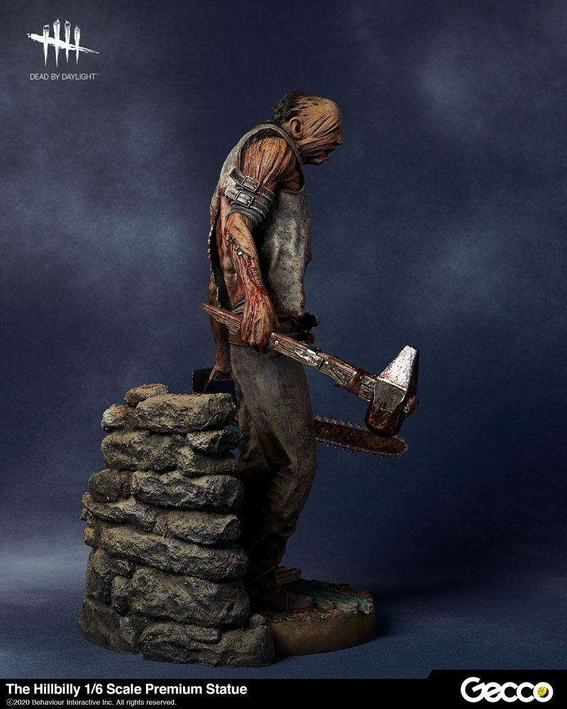 Statuette Dead by Daylight The Hillbilly 31cm 1001 Figurines (3)