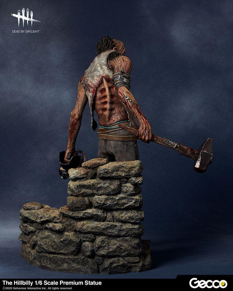 Statuette Dead by Daylight The Hillbilly 31cm 1001 Figurines (4)