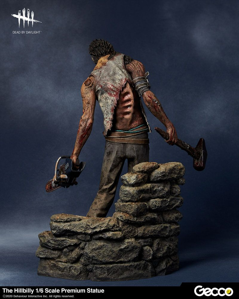 Statuette Dead by Daylight The Hillbilly 31cm 1001 Figurines (5)