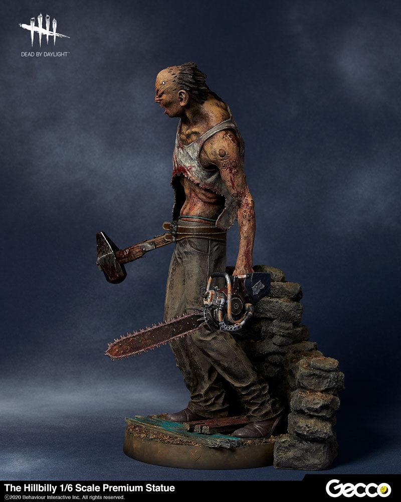 Statuette Dead by Daylight The Hillbilly 31cm 1001 Figurines (7)