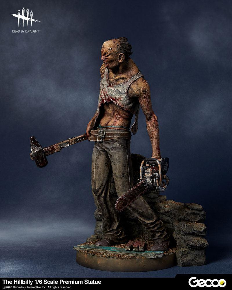 Statuette Dead by Daylight The Hillbilly 31cm 1001 Figurines (8)